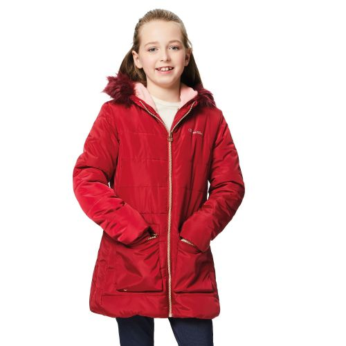 Regatta CHERRYHILL INSULATED JACKET - Rumba Red
